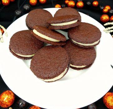 Copycat Oreo Cookies