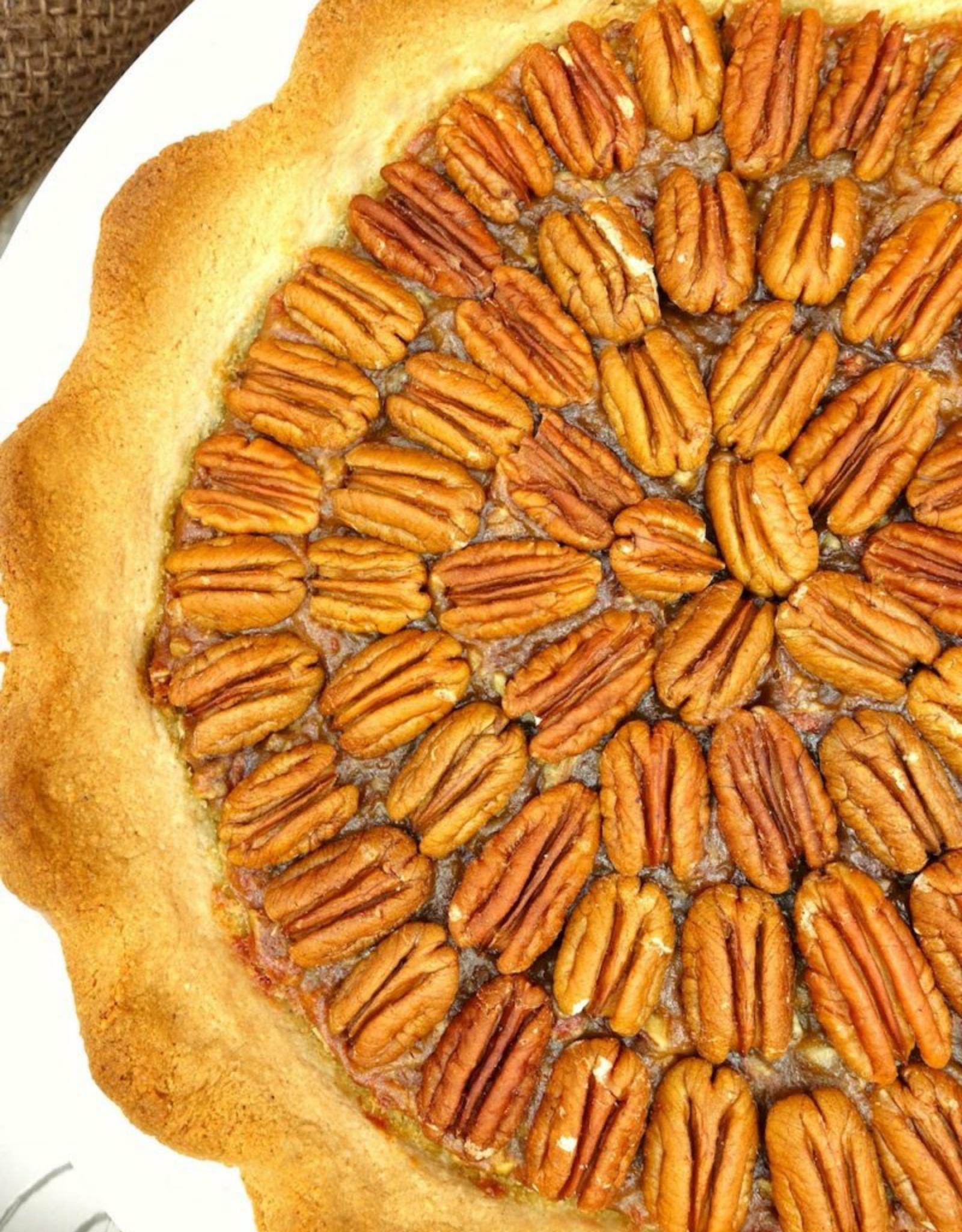 Vegan Classic Pecan Pie