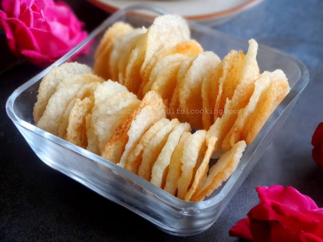 Vegan Rice Crackers