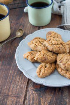 Sweet Potato Scones [Vegan, Sugar-Free]