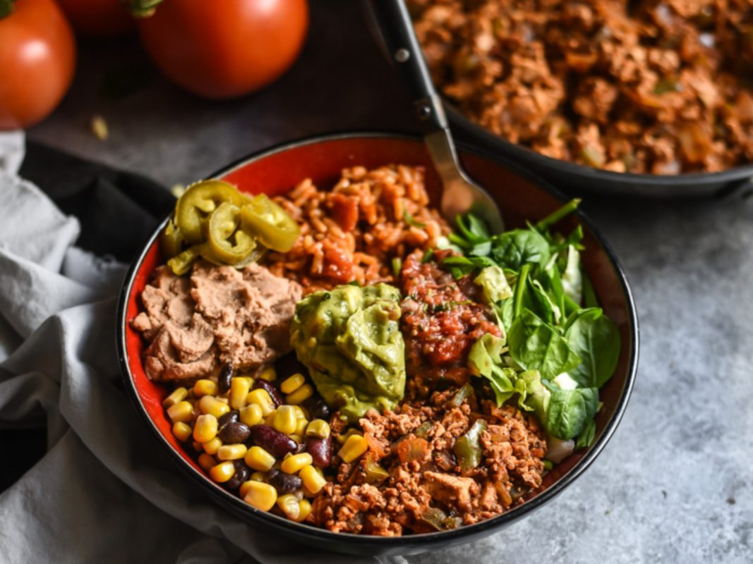 Sofritas Burrito Bowls