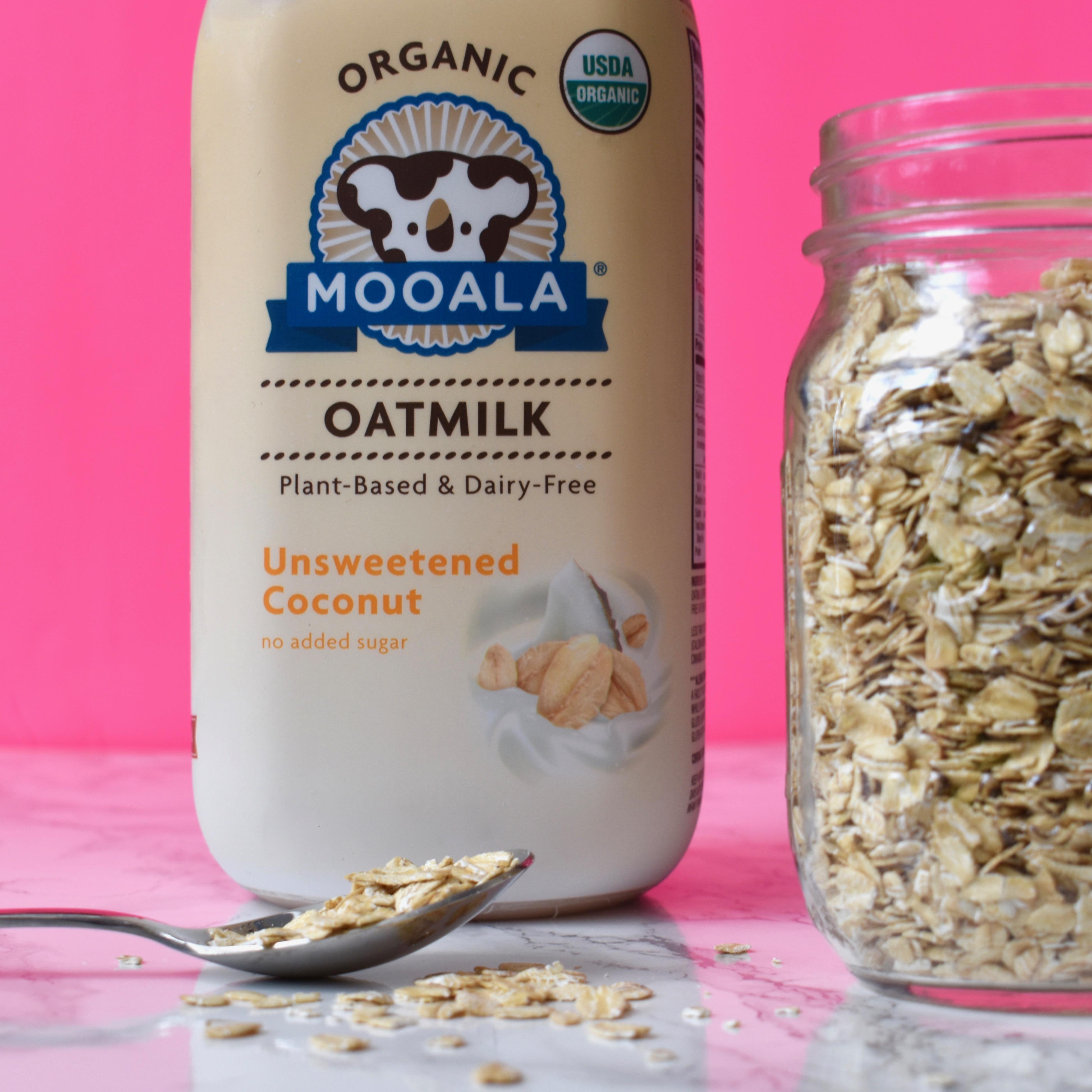 Mooala oat milk