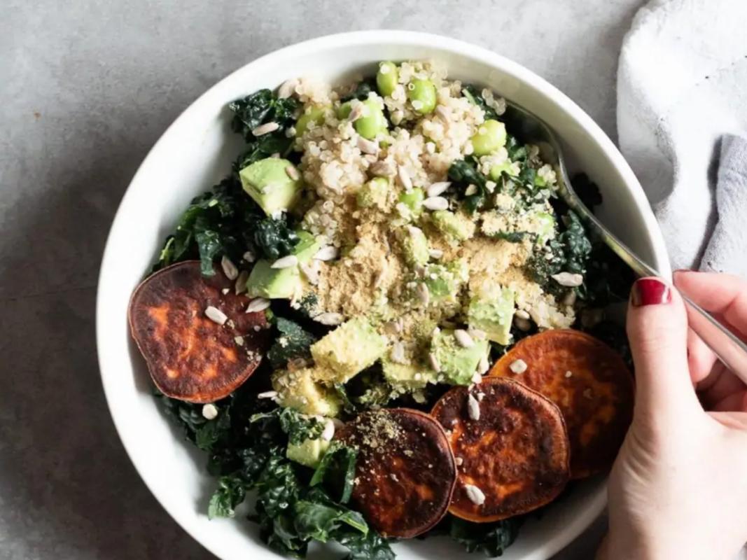 Protein Quinoa Bowl