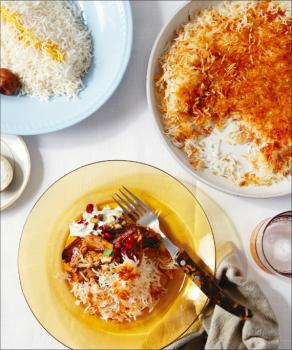 Coconut oil crispy rice