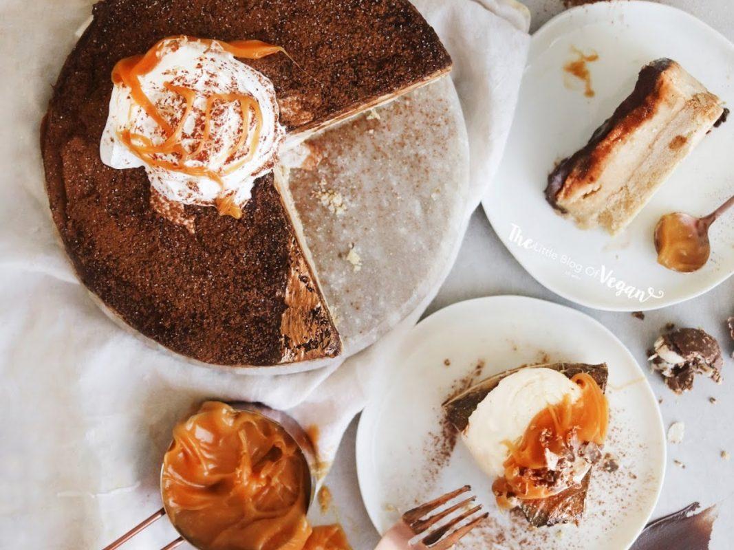 Millionaire's Cheesecake Bars