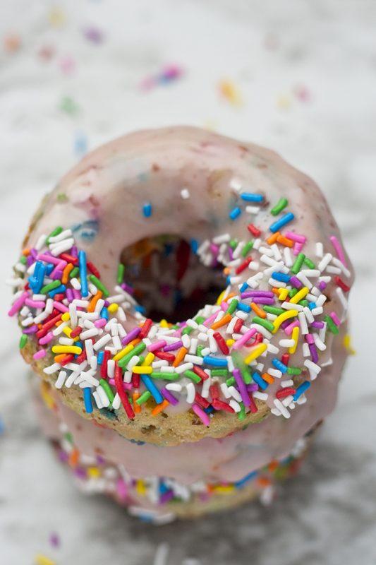 Funfetti Doughnut
