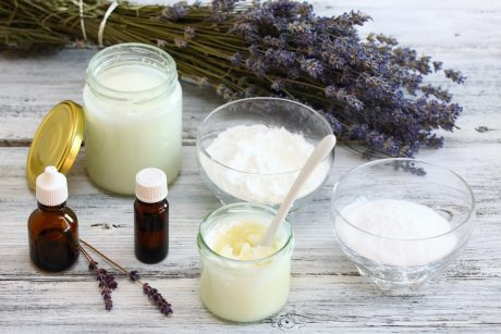 homemade deodorant ingredients