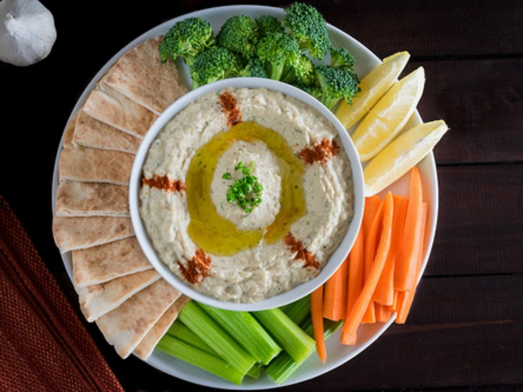 Moutabal (Middle-Eastern Eggplant Dip)