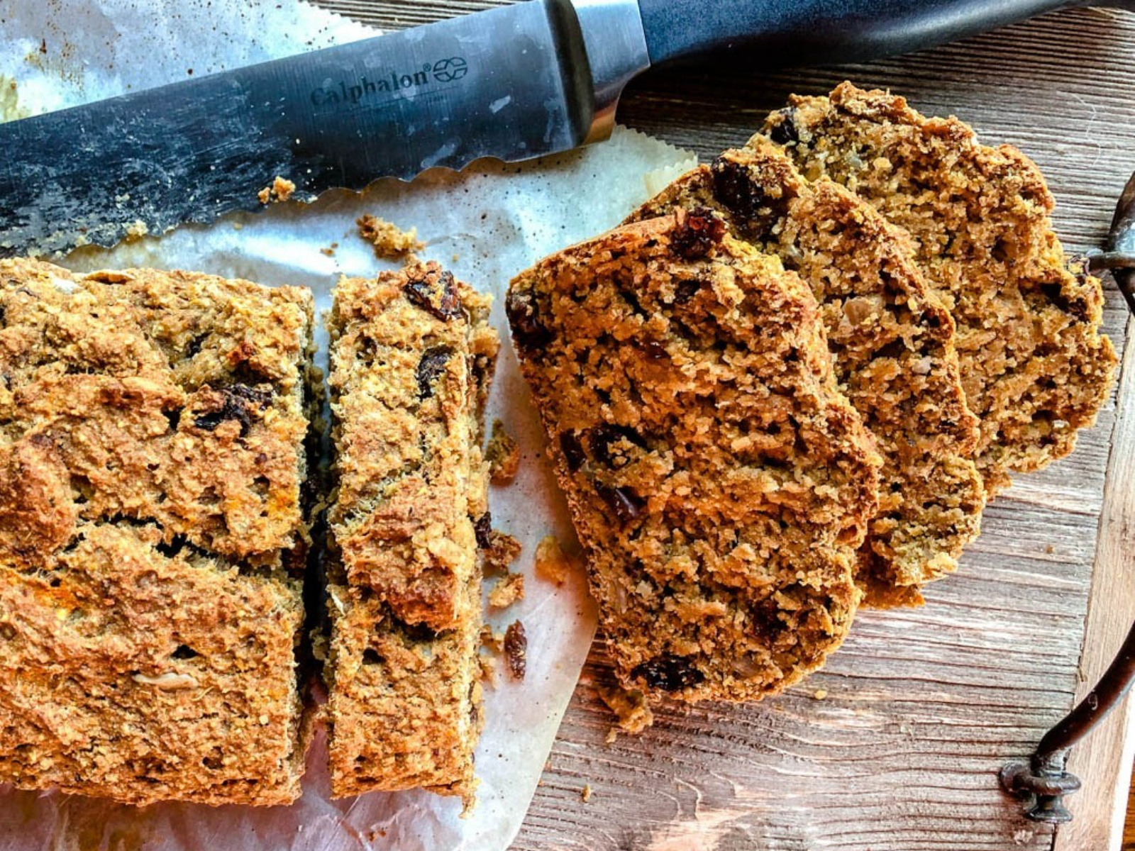 Vegan Sweet Orange Quick Bread