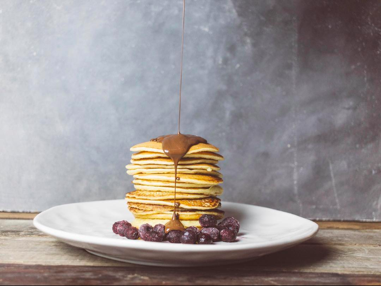 Vegan Easy Pancakes