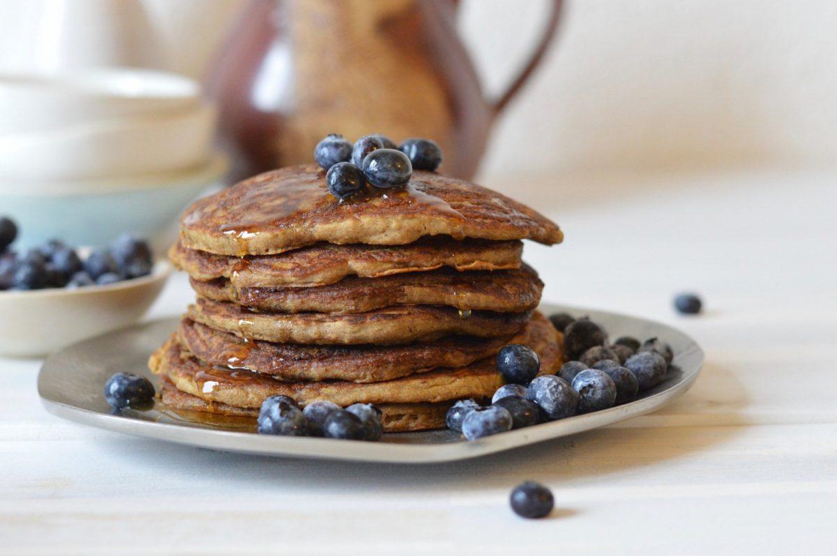 Teff Pancakes