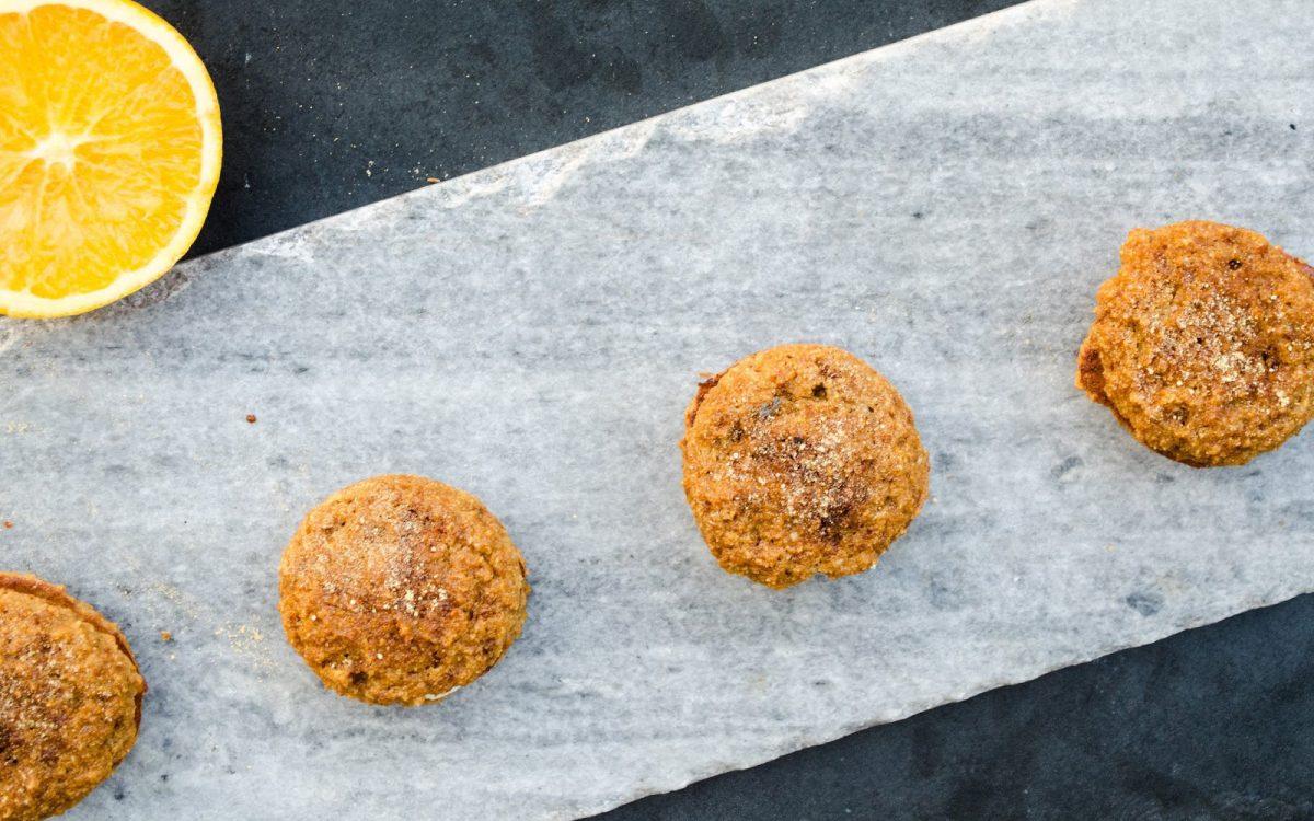 Ginger Orange Whoopie Pies