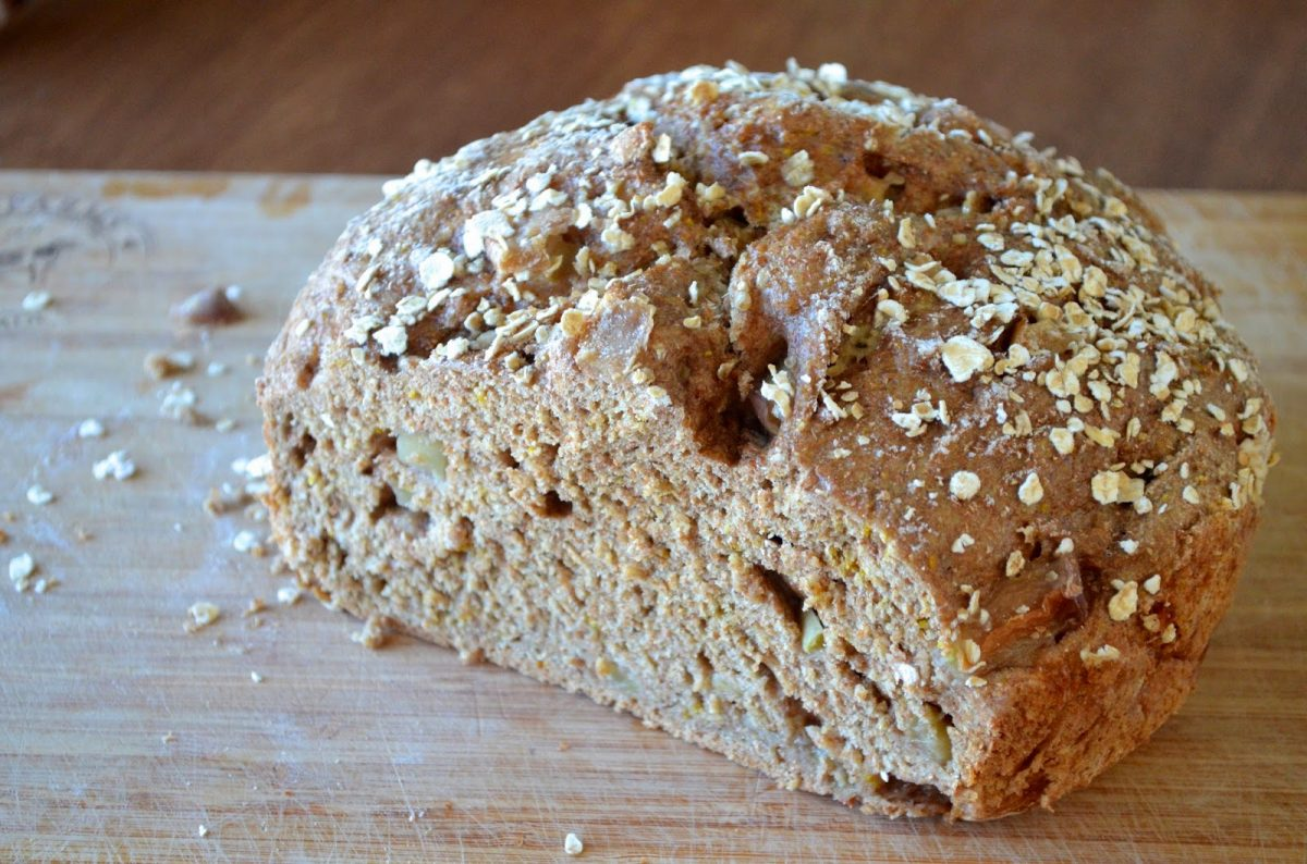 Whole Wheat Irish Soda Bread Vegan One Green Planet