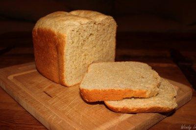 Vegan Oat Bread