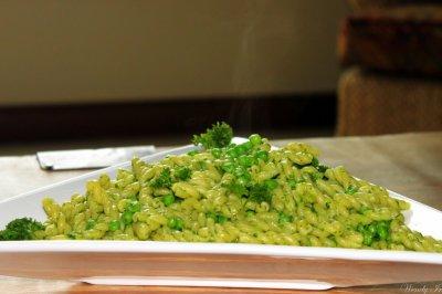 Vegan Spring Green Pasta