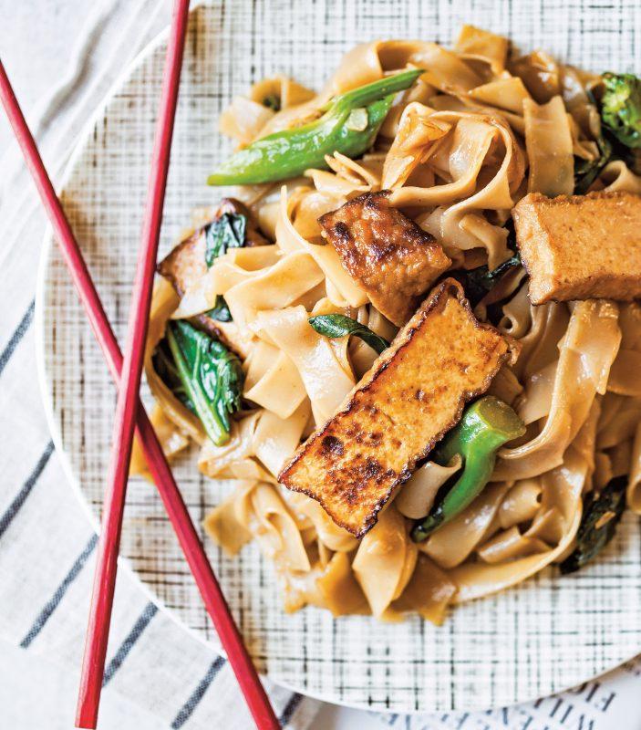 Weekly Meal Plan: High Iron Vegan Meals!