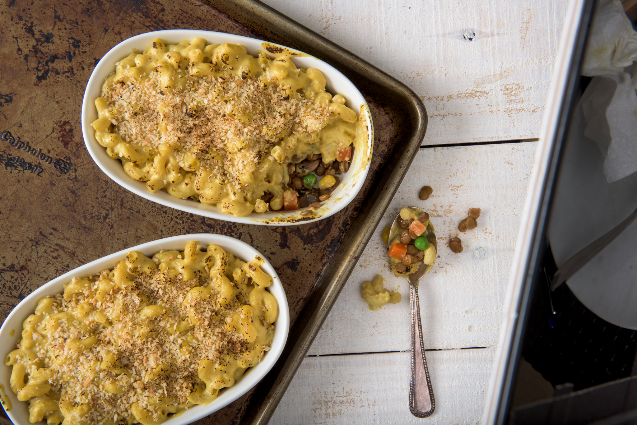 Vegan Shepherd's Mac