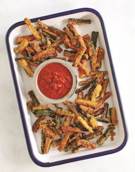 Veggie fries and sides