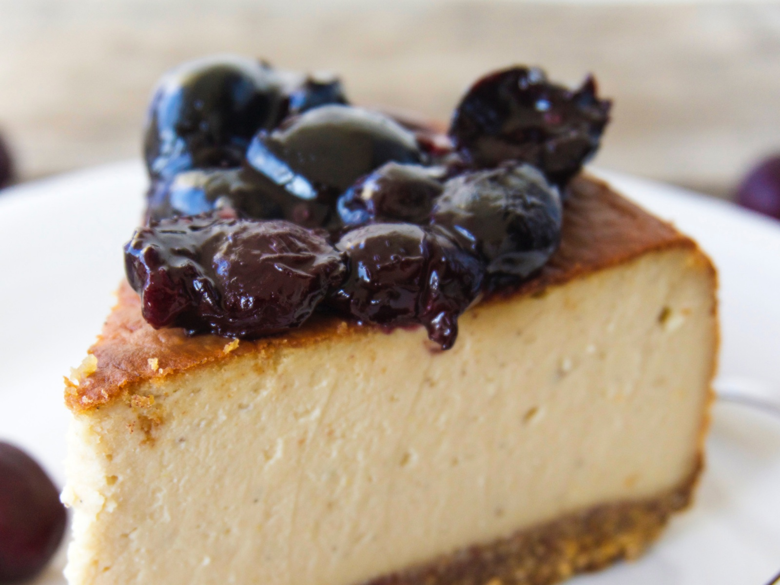 creamy cheesecake vegan