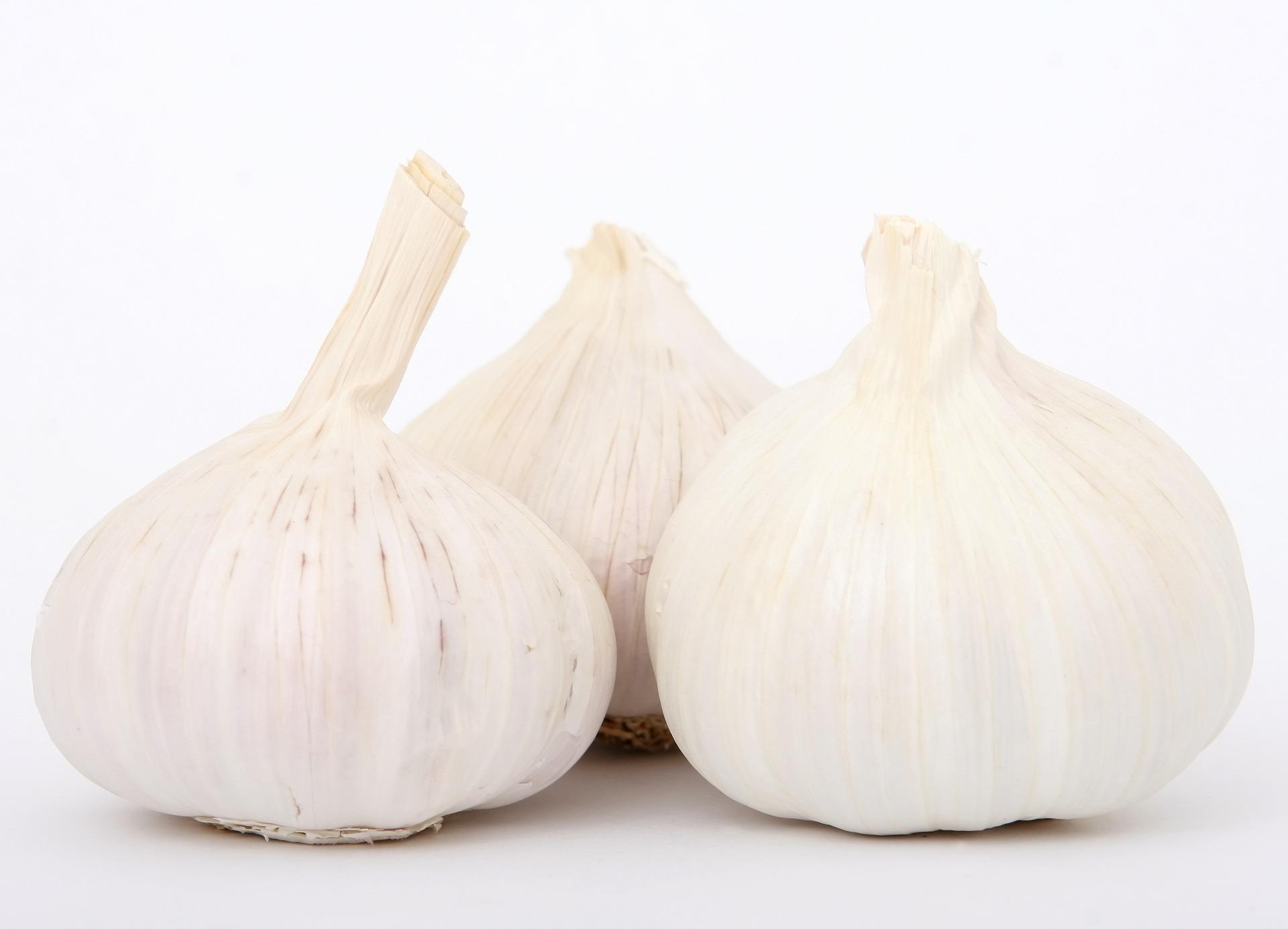 healthy garlic recipes