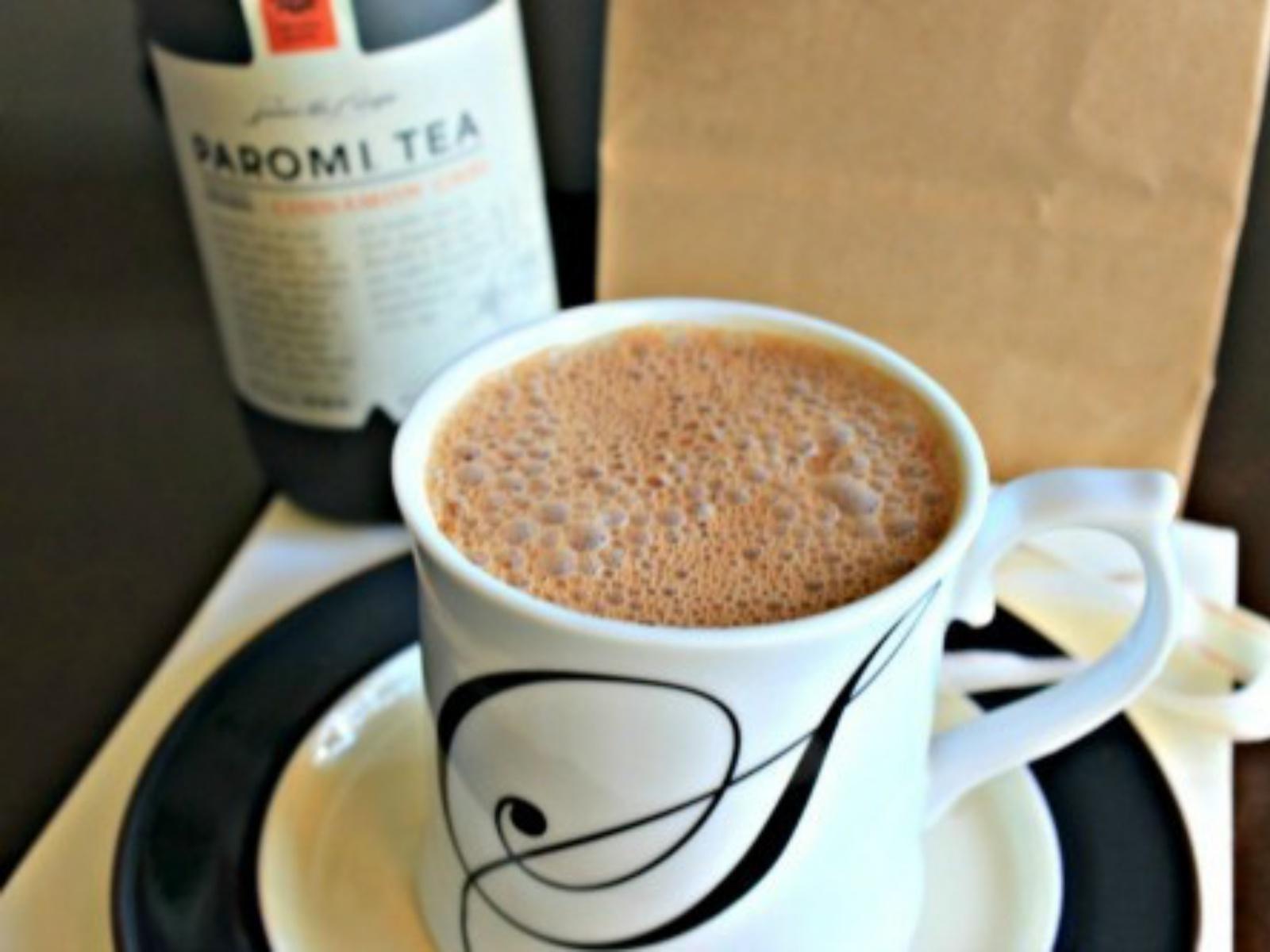 Hemp-tastic Hot Chocolate