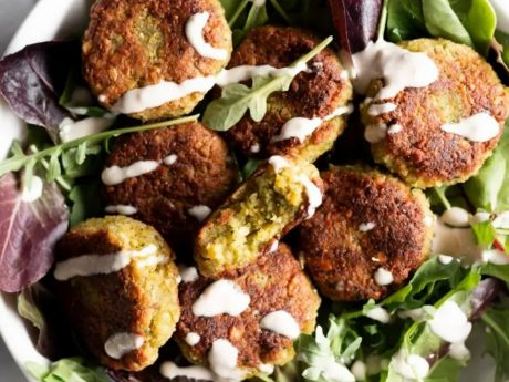 Fresh, flavorful falafel
