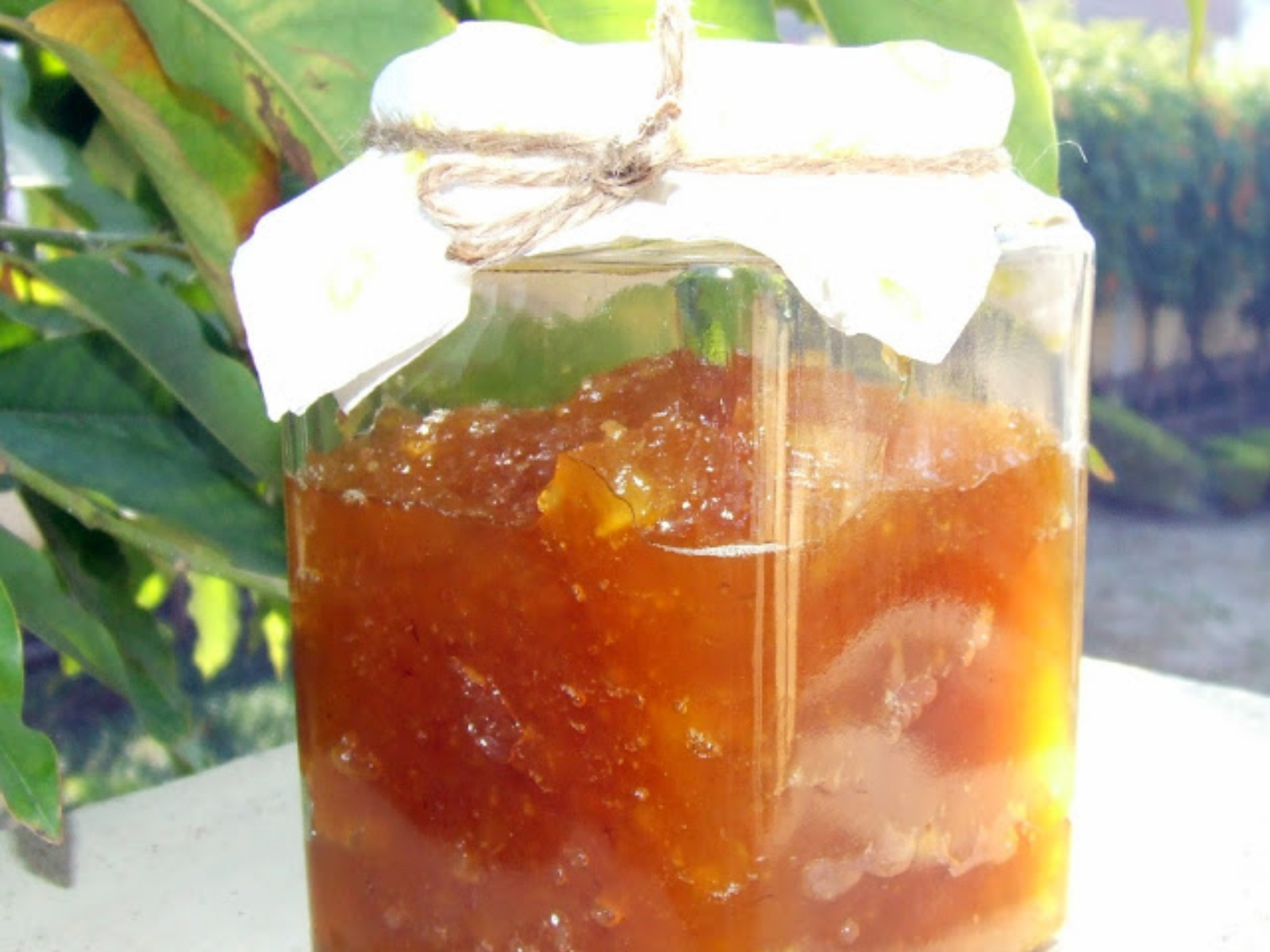 Vegan Pineapple Jam