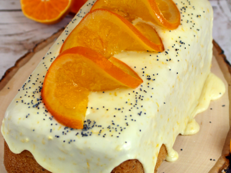 Chocolate Orange Mousse Cakesvegan
