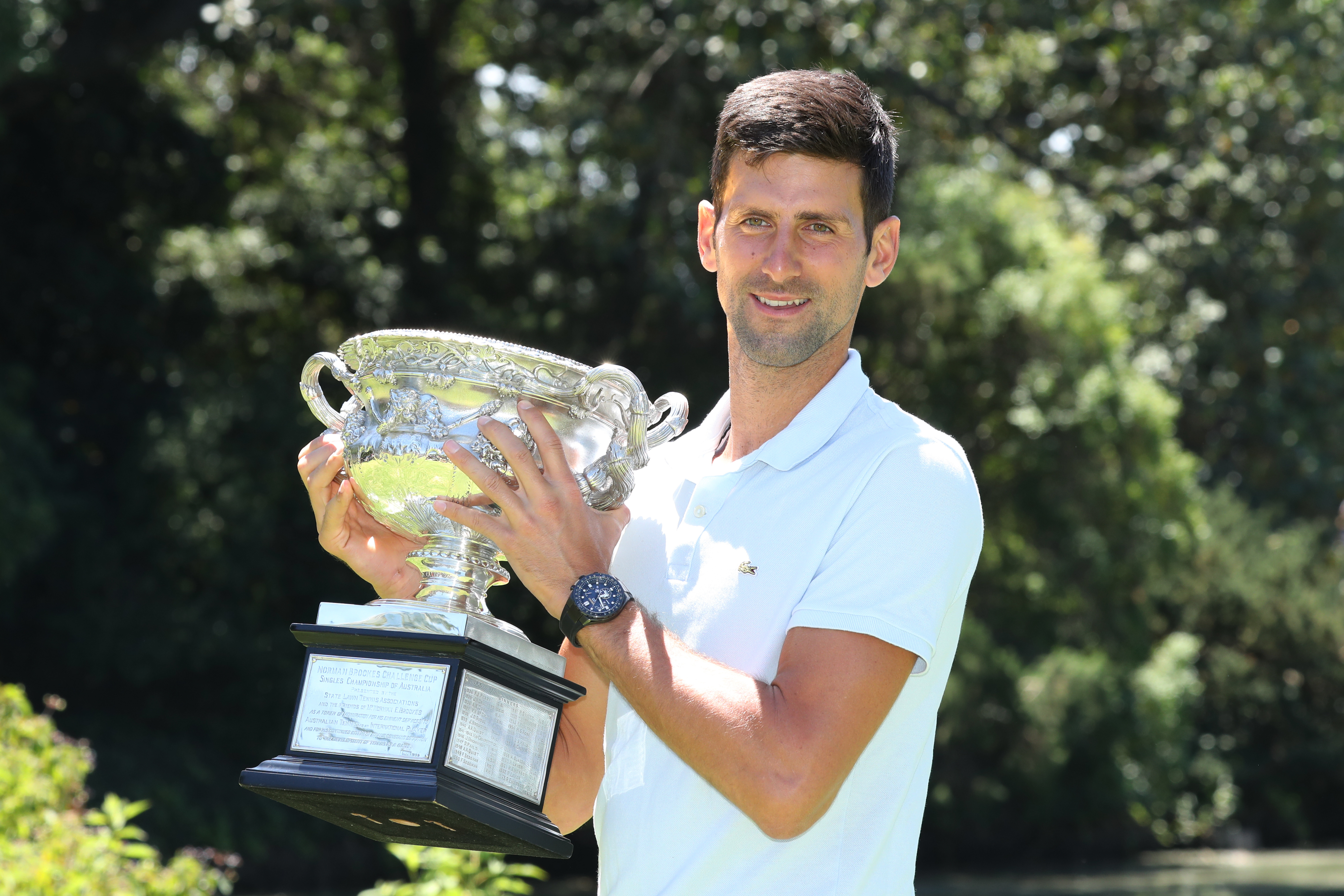 Wimbledon Winner Novak Djokovic Credits His Improved Performance To A Plant Based Diet One Green Planet