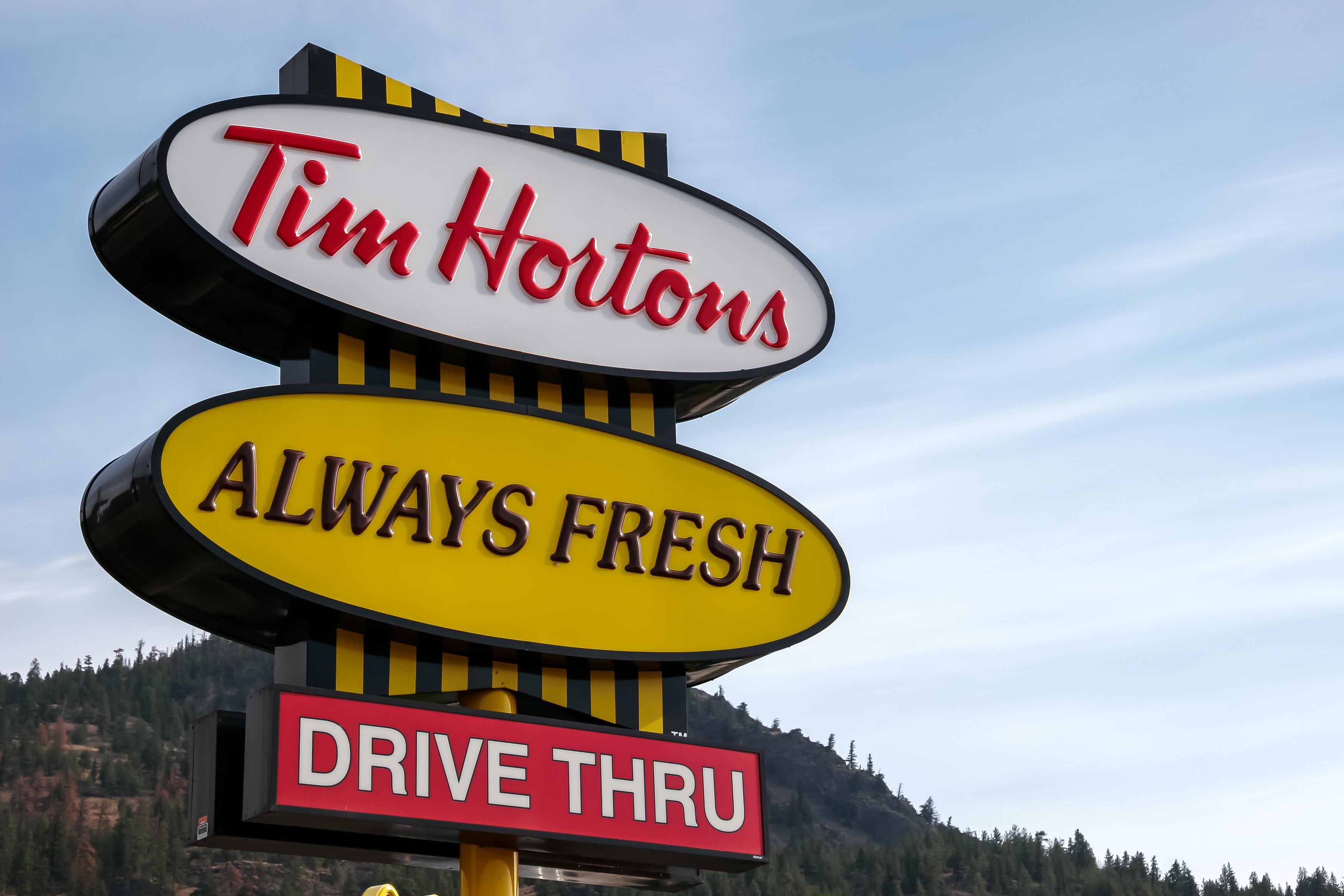Tim Horton's adds vegan beyond burger