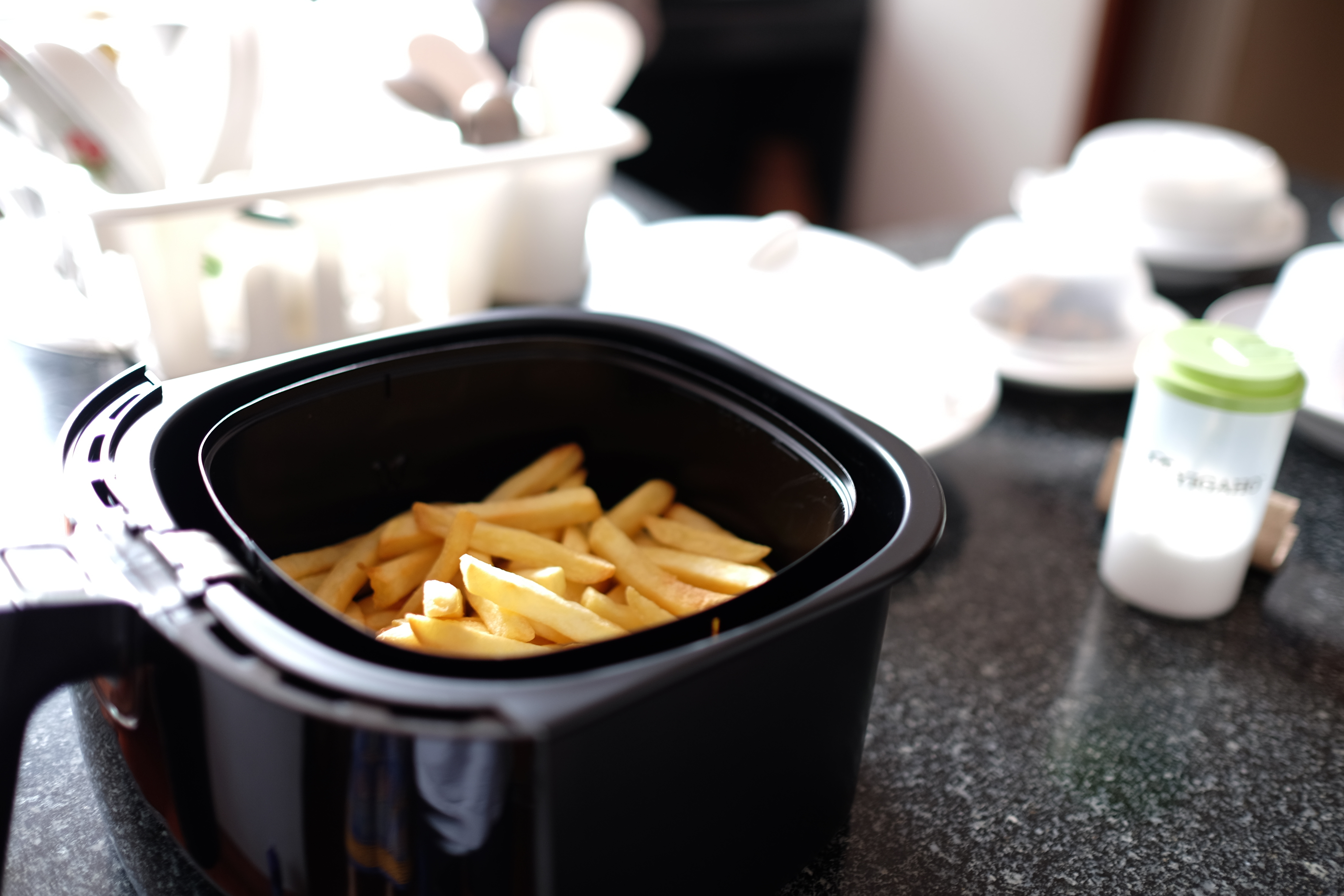 air-fryer for oil-free cooking