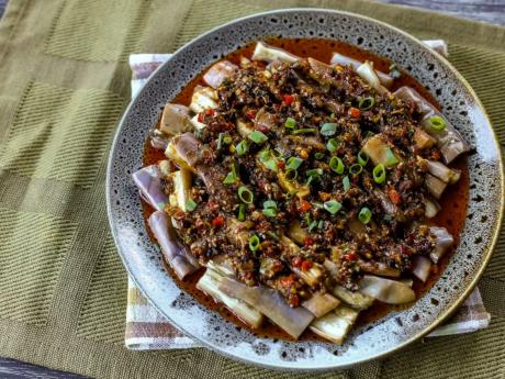 eggplant chinese style
