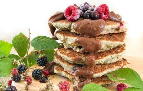 cake pancakes