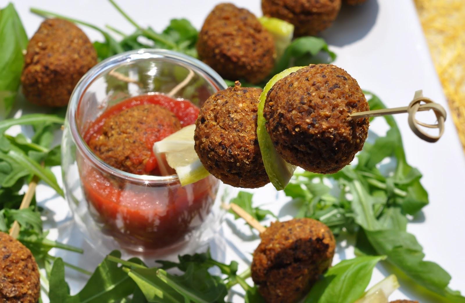 vegan dinner Beluga Lentil and Shiitake Meatballs