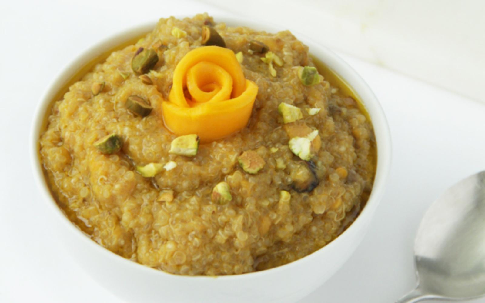Quinoa Mango Kheer