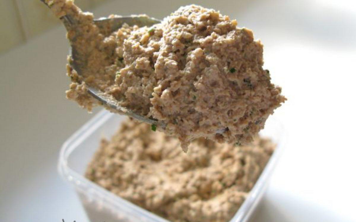 Vegan Raw Walnut Pate