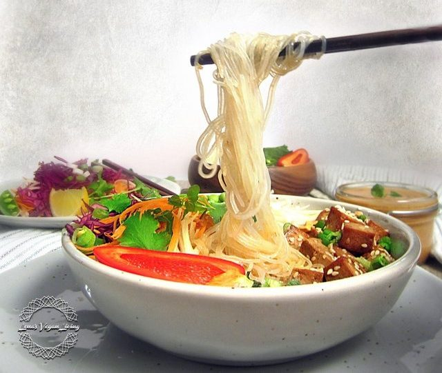 sweet and spicy bowl