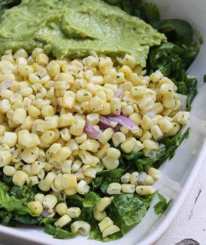 Cilantro-Lime Corn Salsa [Vegan]