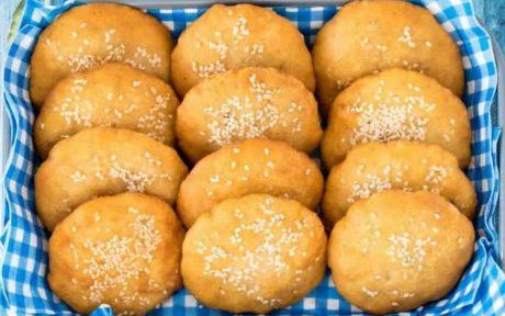 Chinese 5 Spice Doughnuts ham Chim Peng