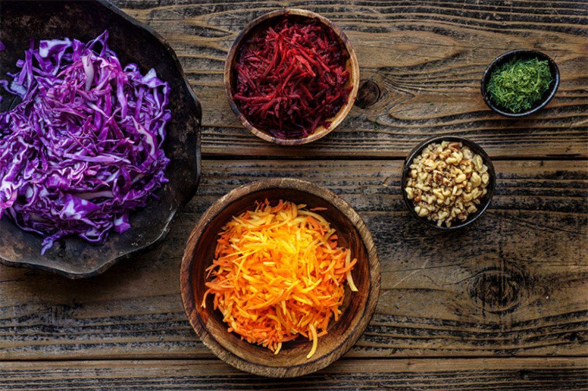 Fall Superfood Detox Salad