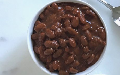 maple bbq baked beans