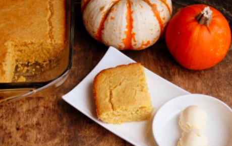 Vegan Easy Autumn Cornbread