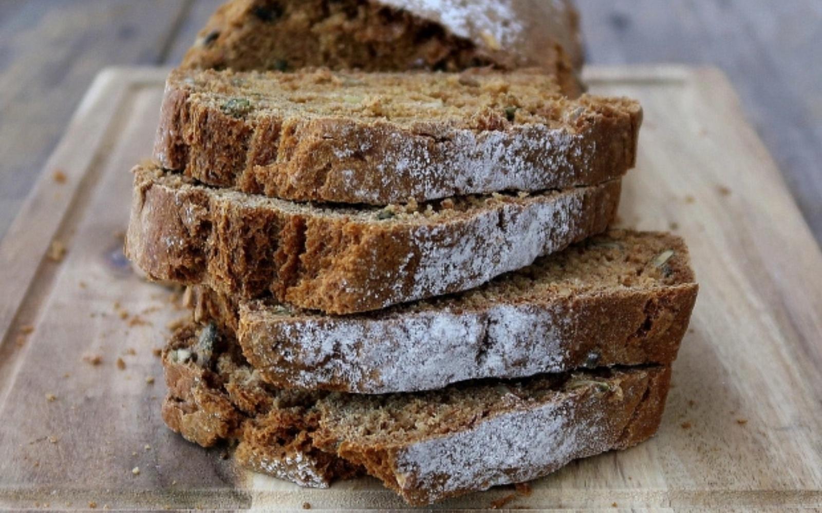 Spelt Wholemeal Bread