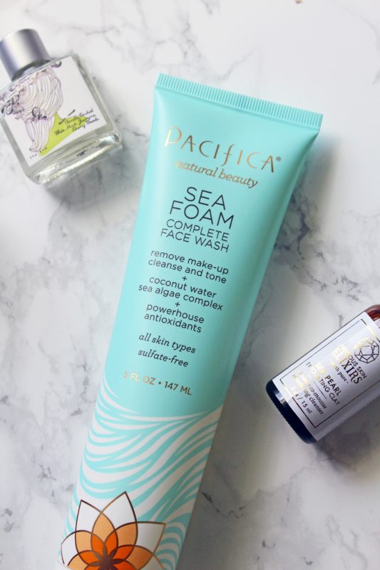 Pacifica face wash