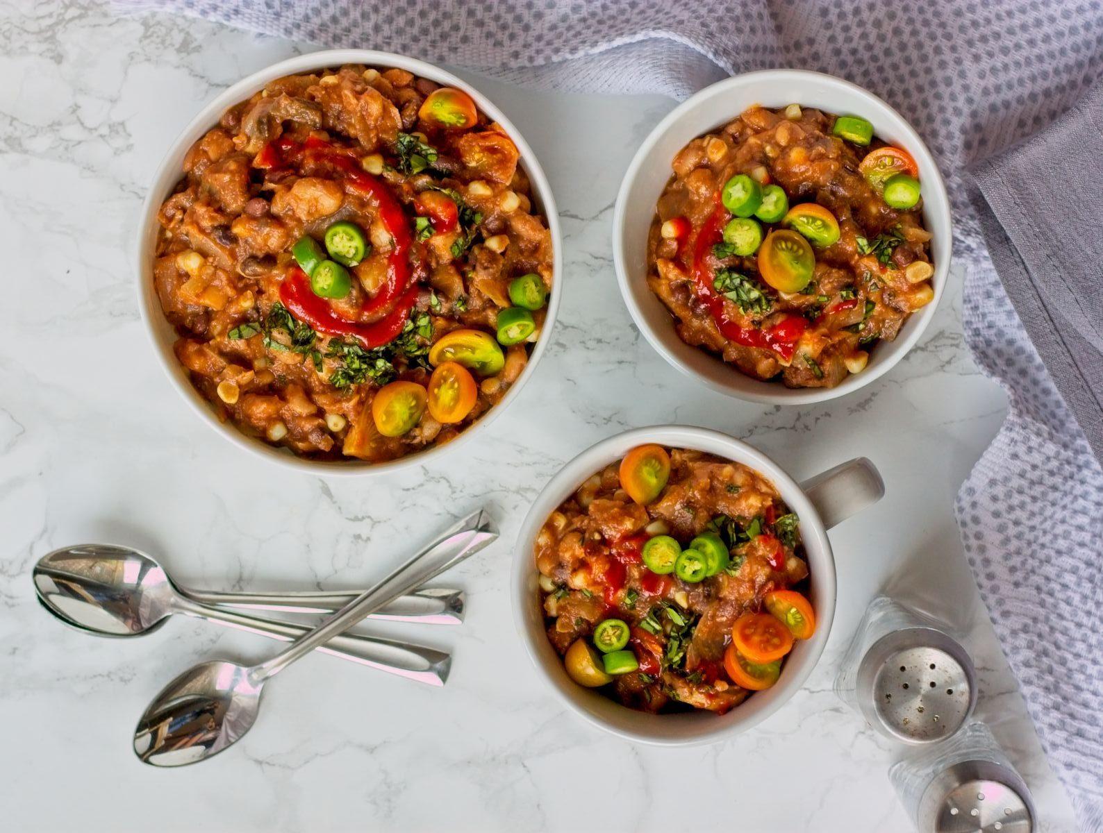 Easy 3 Bean Soup