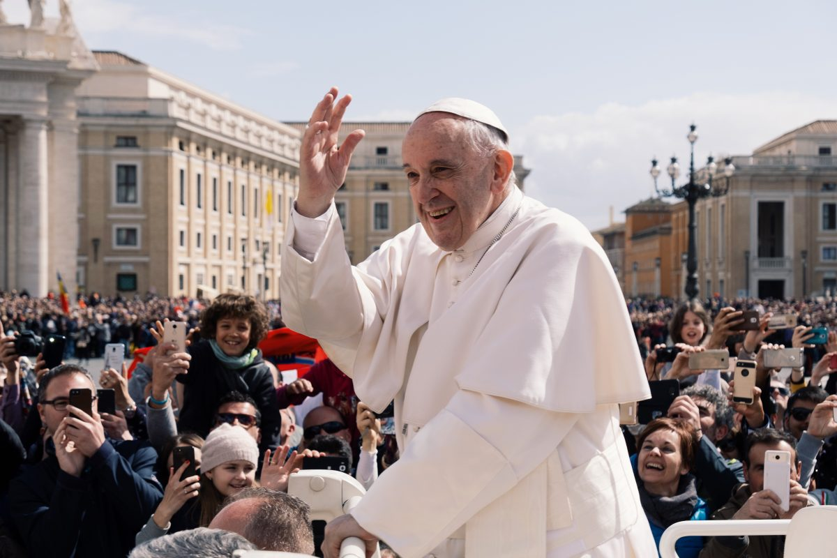 Pope Calls for Action on the Amazon Rainforest