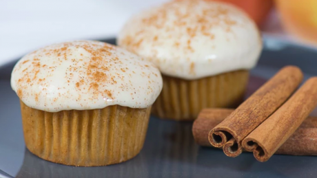 vegan apple cinnamon cupcakes