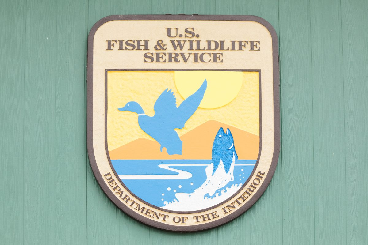 U.S. Department of Fish and Wildlife Services