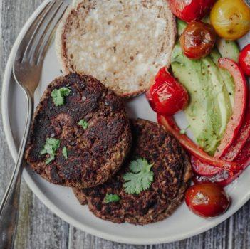 Vegan Breakfast Sausage Patties