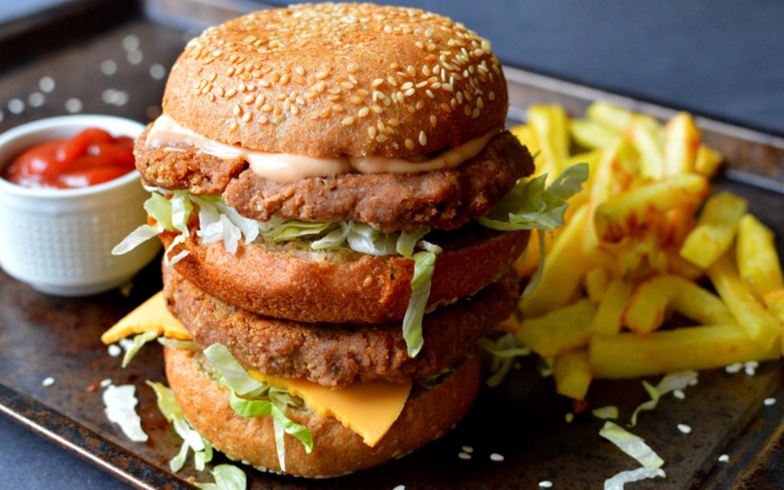 15 Vegan Copycat Fast Food Recipes Better Than the Originals!